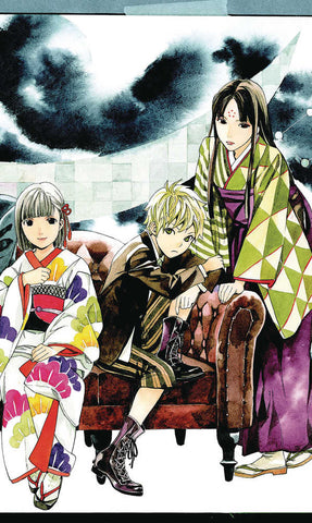 NORAGAMI STRAY GOD GN VOL 20