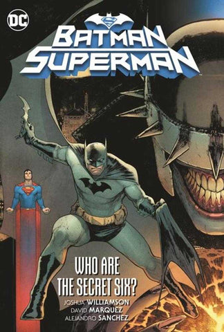 Batman/Superman Vol. 1: Who are the Secret Six? 1
