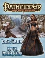 Pathfinder RPG: Adventure Path - Reign of Winter Part 3 - Maiden Mother Crone
