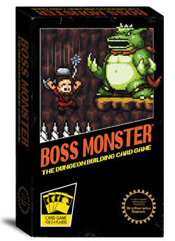 Boss Monster: Master of the Dungeon Card Game