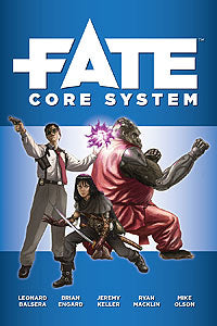 Fate Core RPG: Fate Core System