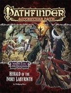 Pathfinder RPG: Adventure Path - Wrath of the Righteous Part 5 - Herald of the Ivory Labyrinth