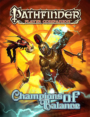 Pathfinder RPG: Player Companion - Champions of Balance