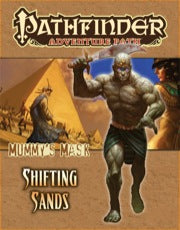 Pathfinder RPG: Adventure Path - The Mummy`s Mask Part 3 - Shifting Sands