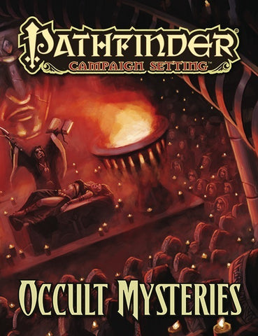 Pathfinder RPG: Campaign Setting - Occult Mysteries