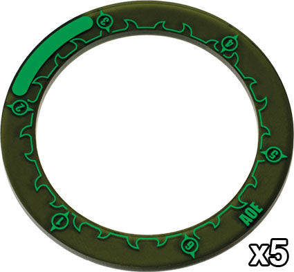 Hordes: Area of Effect Ring Markers 3in