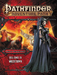 Pathfinder RPG: Adventure Path - Hell`s Vengeance Part 6 - Hell Comes to Westcrown