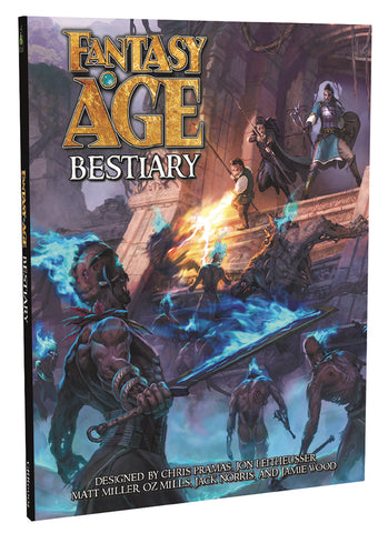 Fantasy AGE RPG: Bestiary Hardcover