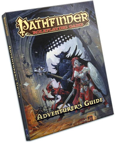 Pathfinder RPG: Adventurer`s Guide Hardcover