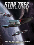 Star Trek Adventures RPG: These are the Voyages Vol. 1