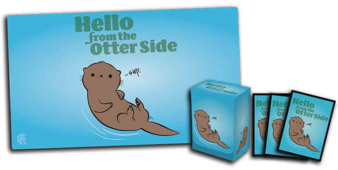 Hello From the Otter Side Card Sleeves (50)