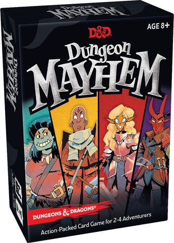 Dungeons and Dragons: Dungeon Mayhem