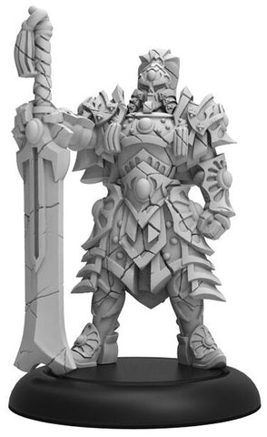Hordes: Skorne Abidan the Keeper Character Solo (Resin and White Metal)