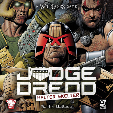 Wildlands: Judge Dredd - Helter Skelter
