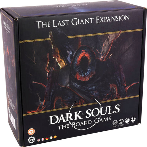 Dark Souls: The Last Giant