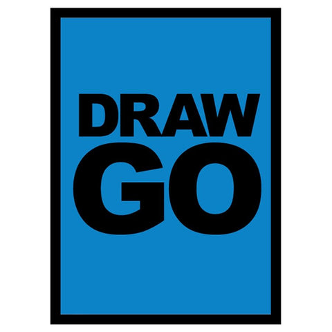 Draw Go Card Sleeves (50)