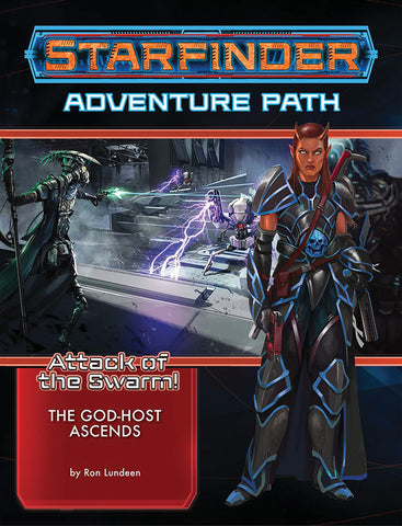 Starfinder RPG: Adventure Path - Attack of the Swarm! Part 6 - The God-Host Ascends
