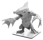 Monsterpocalypse: Tritons Leviathron Monster (Resin and White Metal)