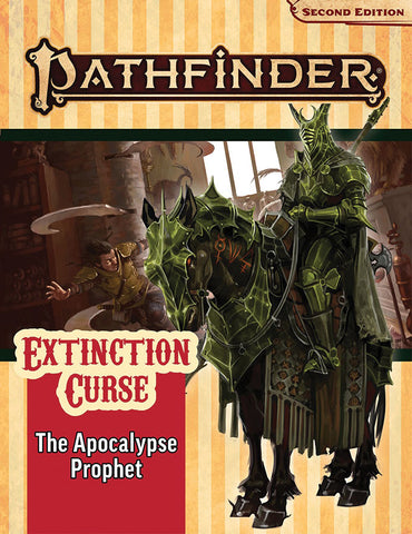 Pathfinder RPG: Adventure Path - Extinction Curse Part 6 - The Apocalypse Prophet (P2)