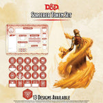 Dungeons and Dragons RPG: Sorcerer Token Set