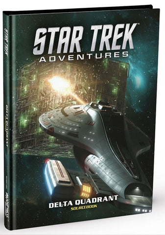 Star Trek Adventures: Delta Quadrant