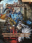 Pathfinder RPG: Advanced Player`s Guide - Character Sheet Pack (P2)