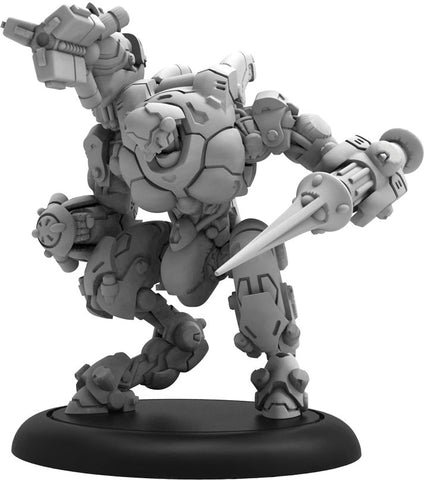 Warcaster: Iron Star Alliance Firebrand B Light Warjack Variant (Metal)