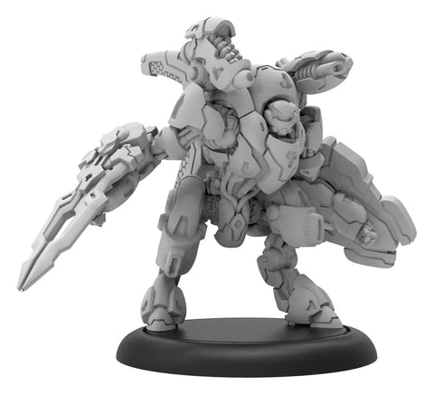 Warcaster: Iron Star Alliance Morningstar A Heavy Warjack (Metal)