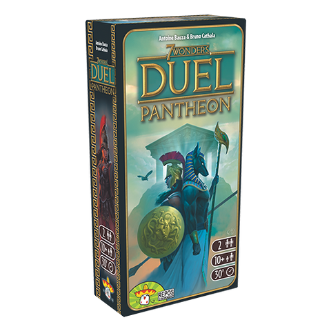 7 Wonders Duel: Pantheon Exp.
