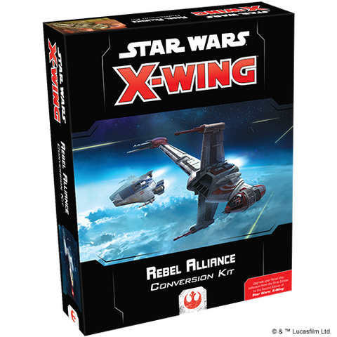 Star Wars X-Wing 2nd Edition - Rebel Alliance Conversion Kit
