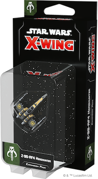 Star Wars X-Wing: 2nd Edition - Z-95-AF4 Headhunter Expansion Pack