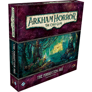 The Forgotten Age Expansion (Arkham Horror LCG)