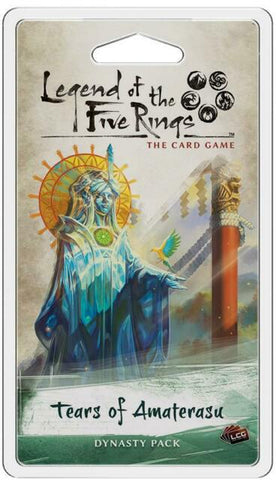 L5R LCG: Tears of Amaterasu Dynasty Pack