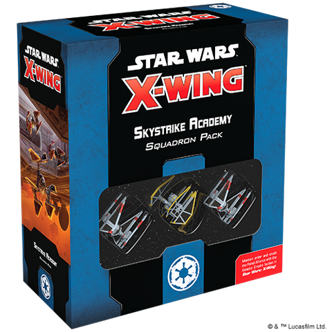 X-Wing 2nd Ed: Skystrike Academy Pack