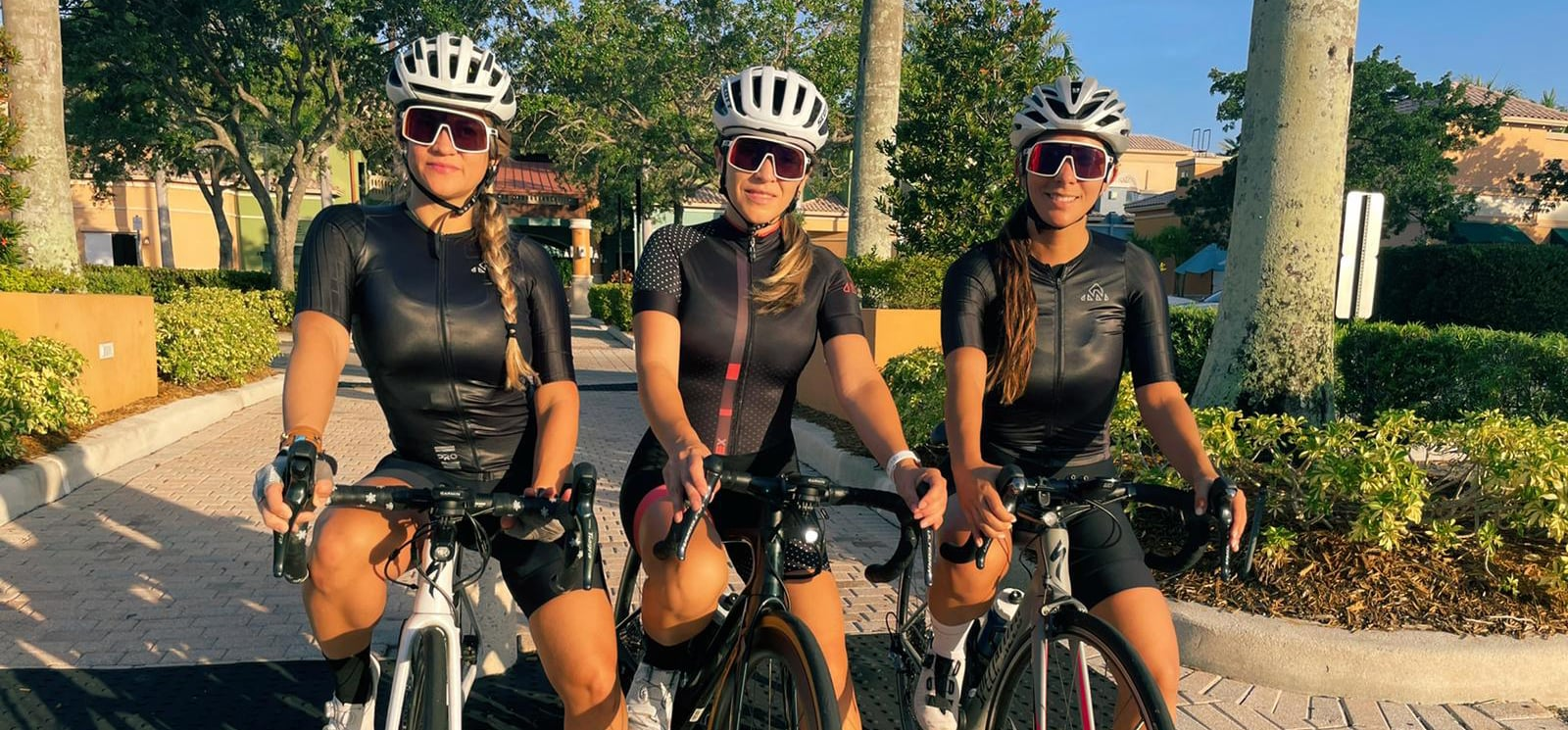 Women's triathlon clothing, cycling gear, running apparel, swimming clothes