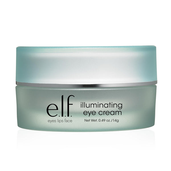 hudpleje med illuminating eye cream