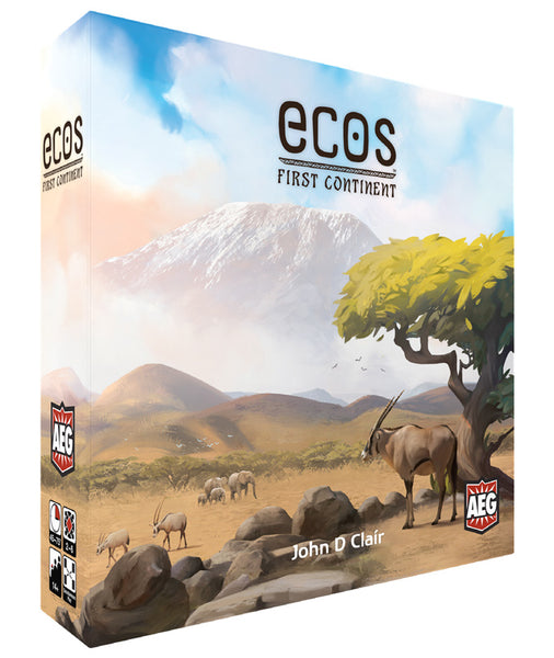 Ecos: First Continent Coming Oct 25th!