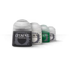 Citadel Paints - Technical