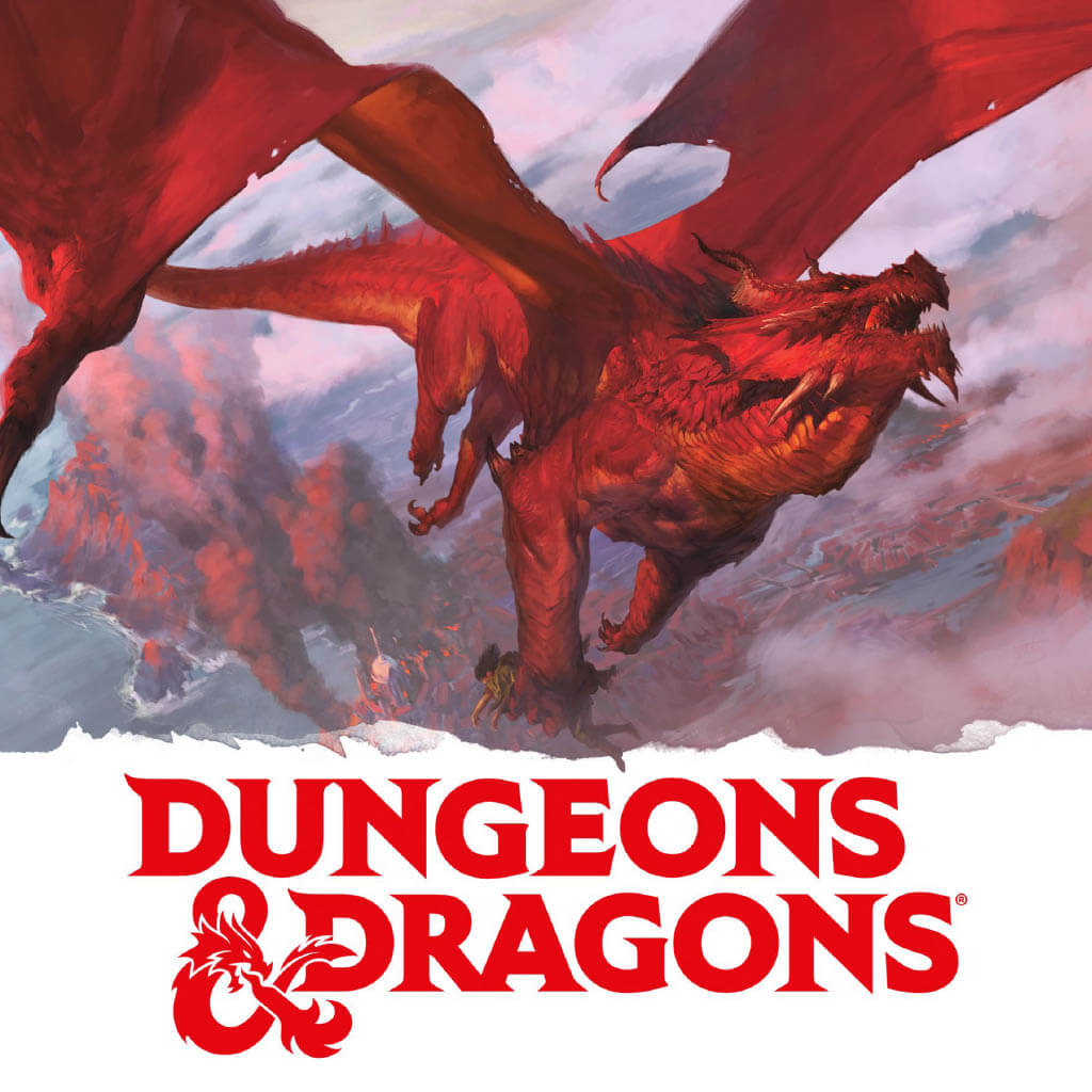 Dungeons & Dragons 5th Ed