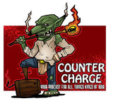 Counter Charge Podcast - Your Podcast for All things Kings of War