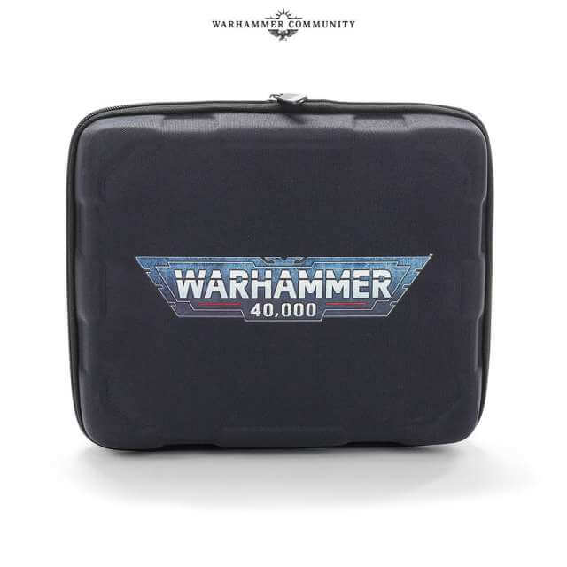 9th Edition 40k Carry Case