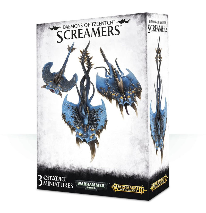 Disciples of Tzeentch Screamers of Tzeentch