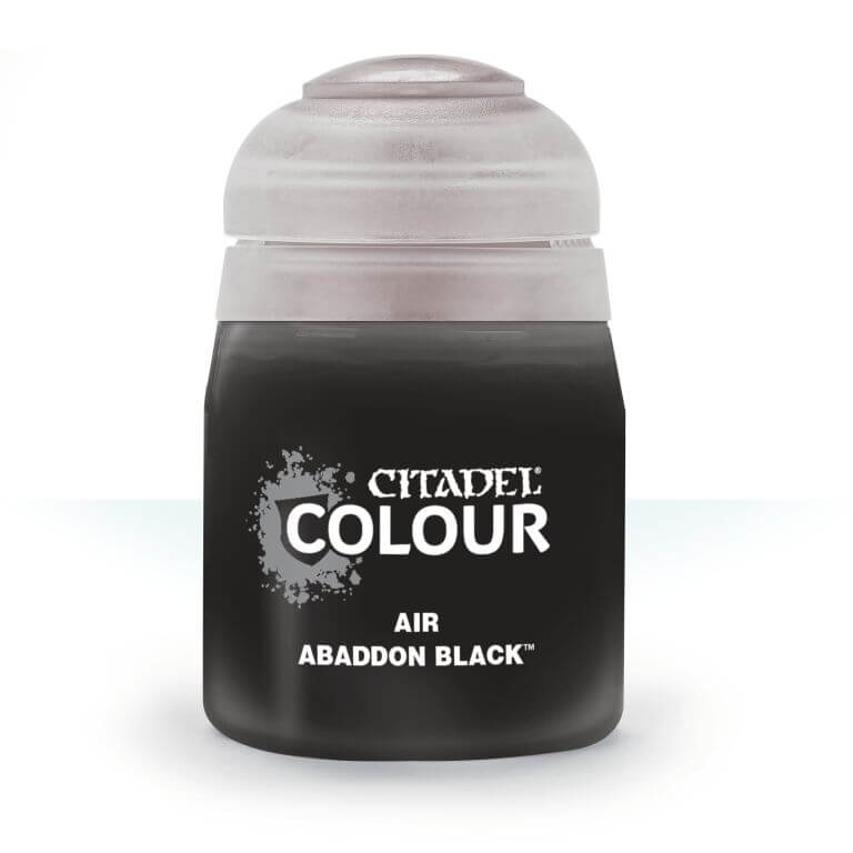 Air: Abaddon Black (24ml)