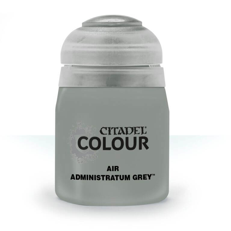 Air: Administratum Grey (24ml)