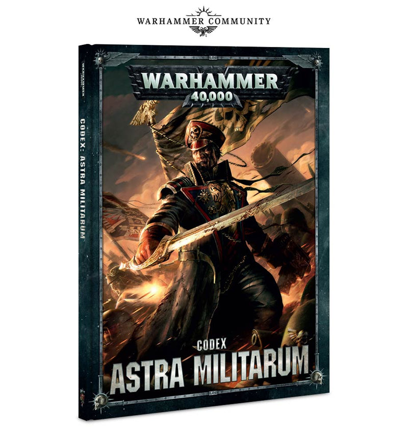 Codex: Astra Militarum 8th Edition