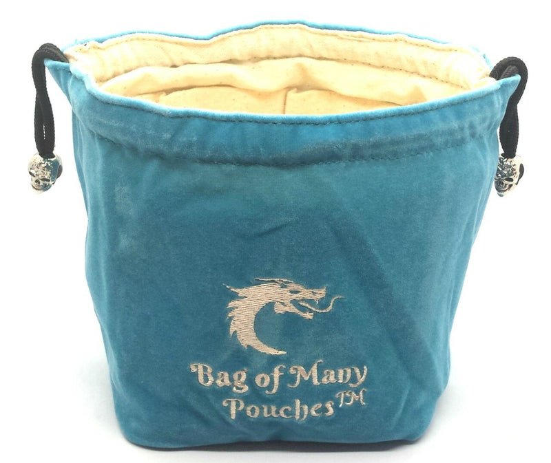 Bag of Many Pouches: Teal