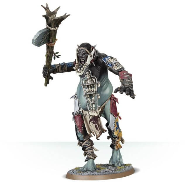 Beasts of Chaos Gargant