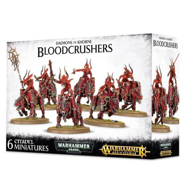Blades of Khorne Bloodcrushers