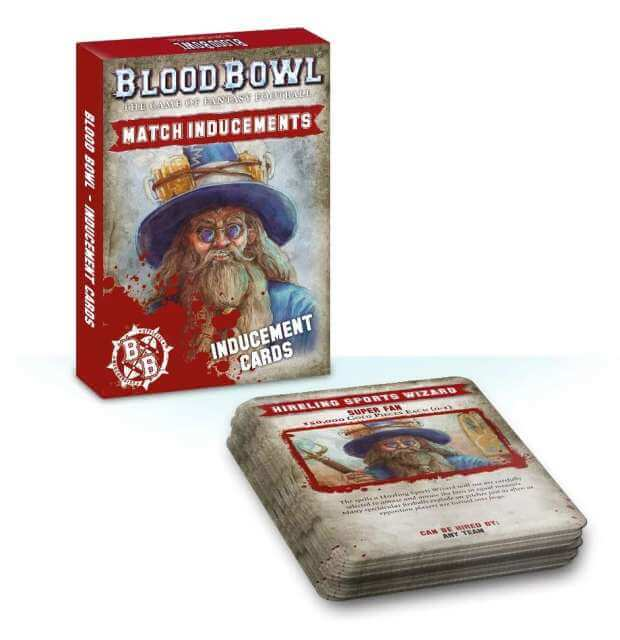 Blood Bowl: Inducements Card Pack