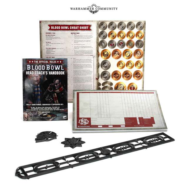 Blood Bowl: Head Coach Rules and Accessories